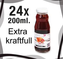 100% Granatäppeljuice 24-pack á 200 ml (4,8 liter)